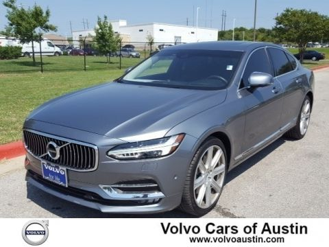 New 2017 Volvo S90 T6 AWD Inscription
