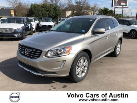Certified Pre-Owned 2015 Volvo XC60 T5 Premier Front-wheel Drive SUV