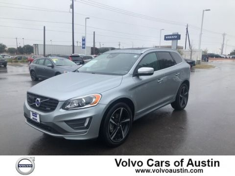 Certified Pre-Owned 2015 Volvo XC60 T6 R-Design Platinum (2015.5)