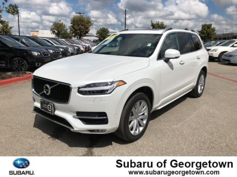 Pre-Owned 2018 Volvo XC90 T6 AWD Momentum (7 Passenger) AWD